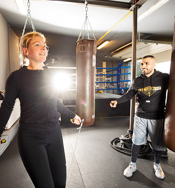 the ring essen personal training